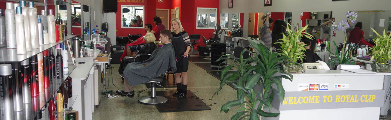 Royal Clip Hair Salon Full Service Family Hair Salon
